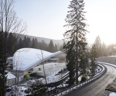 La Feuerstein Arena proyectada por GRAFT gana uno de los German Design Award 2019