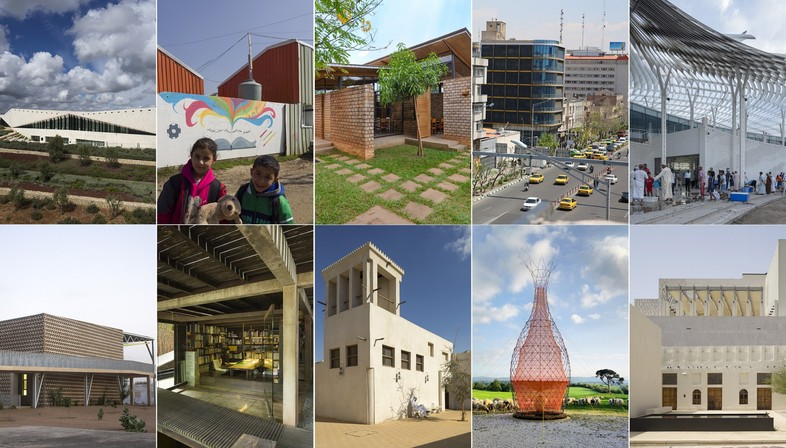 20 obras arquitectónicas candidatas al Aga Khan Award for Architecture 2019