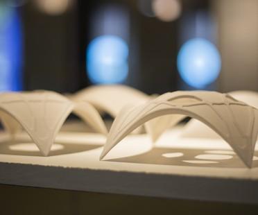 Exposición Beyond the Structure SOM y Fundación Arquitectura COAM Madrid