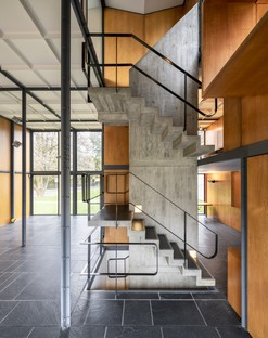 Reabre el Pavillon Le Corbusier de Zúrich con la exposición Mon univers