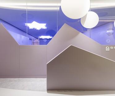 Vudafieri-Saverino Partners, Arquitectura para niños en China