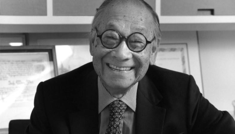 Adiós al arquitecto Ieoh Ming Pei