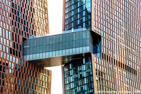 SHoP Architects American Copper Buildings Nueva York