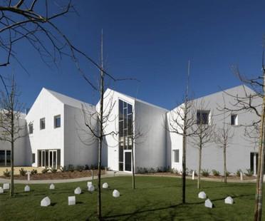 Mario Cucinella Architects inaugurado Nuovo Picchio, Centro Sociosanitario