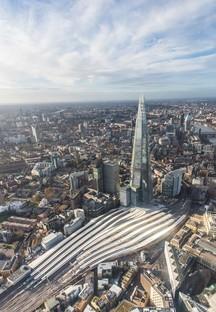 Las mejores nuevas obras arquitectónicas de Londres