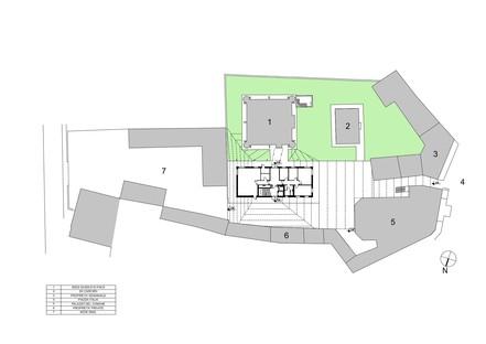 Valle Architetti Associati arquitectura en entornos estratificados nuevo Centro Cívico de Maniago