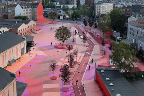 Danish Architecture Center y BIG exposición FORMGIVING – An Architectural Future History