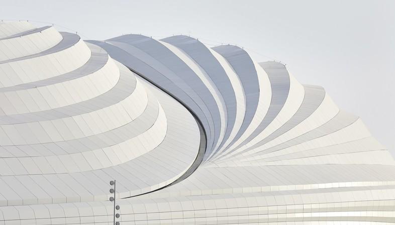Zaha Hadid Architects Al Janoub Stadium Al Wakrah, Catar