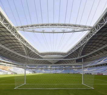 Zaha Hadid Architects Al Janoub Stadium Al Wakrah, Catar