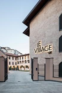 DEGW de Lombardini 22 Le Village Crédit Agricole Milán