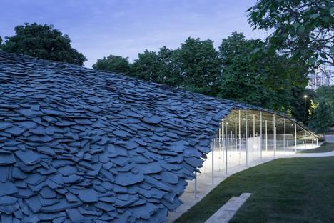 Serpentine Pavilion inaugurado el proyecto de Junya Ishigami