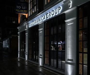 Londres Iris Ceramica Group inaugura el primer showroom