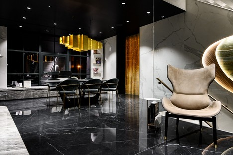 Londres Iris Ceramica Group inaugura el primer showroom