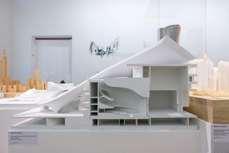 La ciudad del futuro de MAD en exposición en el Centre Pompidou de París