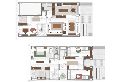 Casa Putxet de The Room Studio, en el corazón de Barcelona