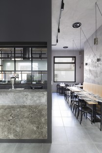 Studio DiDeA interiorismo para dos locales en Palermo