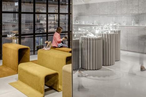 BIG interiorismo para flagship store Galeries Lafayette París
