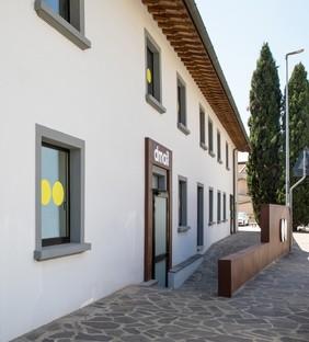Migliore+Servetto Architects Dmail headquarter Pontassieve