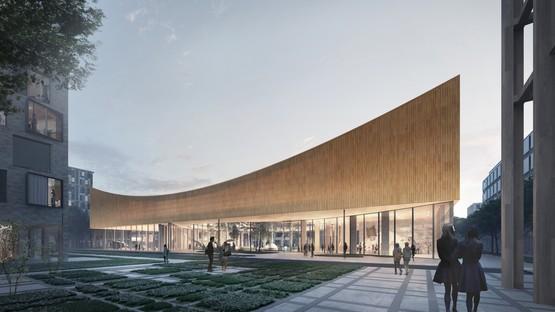 Suecia COBE proyecta nuevo museo icono de la sostenibilidad