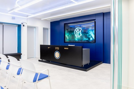 Lombardini22 firma la nueva casa matriz de INTER Calcio<br />