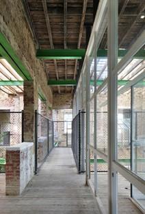 Architecten De Vylder Vinck Taillieu, PC CÁRITAS: un espacio experimental en Melle<br />