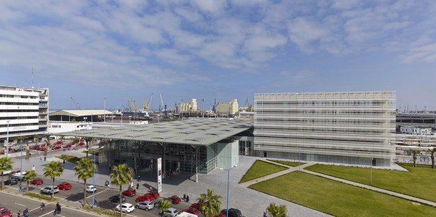 AREP + Groupe3 Architectes: Casa-Port Railway Station, Casablanca, Marruecos<br />