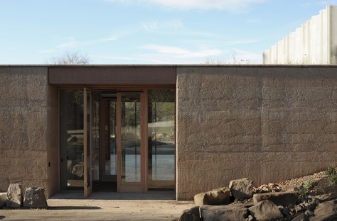 Feilden Fowles Architects: centro de información para los visitantes del Yorkshire Sculpture Park<br />