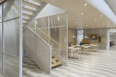 Cino Zucchi Architetti y RGAstudio: el Bistrot Lavazza de Turín<br />
