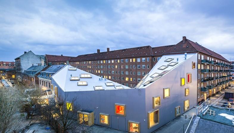 Exposición Human Nature Dorte Mandrup en Berlín<br />