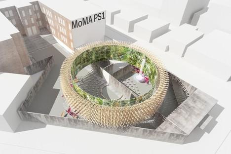 Instalación temporal Hórama Rama de Pedro & Juana en YAP 2019