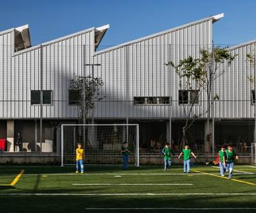 Andrade Morettin Arquitetos + GOOA Nuovo Beacon School Campus São Paulo - Brasil