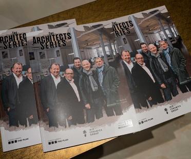Behnisch Architekten en SpazioFMG para The Architects Series