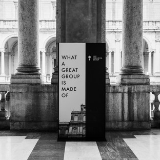 Ha sido presentada, en CERSAIE 2019, la Fondazione Iris Ceramica Group