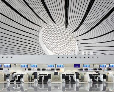 Inaugurado el Daxing International Airport de Pekín, proyectado por Zaha Hadid Architects