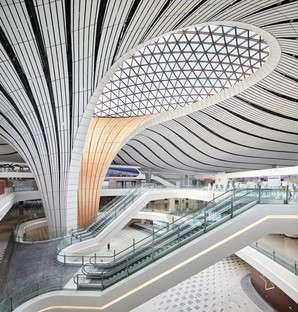 Inaugurado el Daxing International Airport de Pekín, proyectado por Zaha Hadid Architects