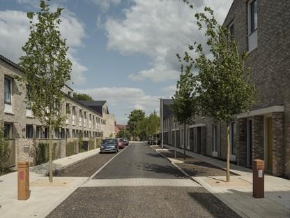Mikhail Riches Goldsmith Street Norwich viviendas sociales con eficiencia energética