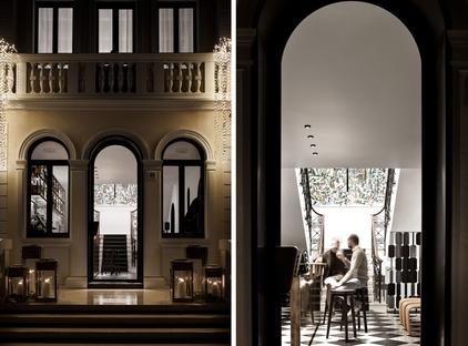 Interiorismo dedicado a la restauración: dos proyectos de Parisotto + Formenton Architetti