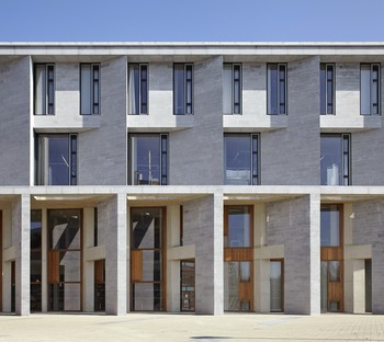 Grafton Architects premiado con la Royal Gold Medal for Architecture