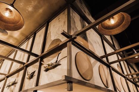 Tzuco un restaurante para Carlos Gaytán en Chicago, de Cadena Concept Design