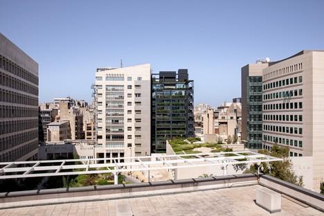 Karim Nader Banque du Liban preservación del patrimonio arquitectónico de Beirut