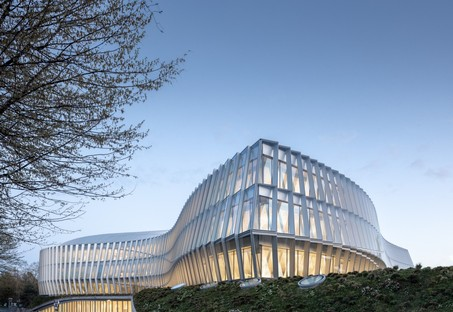 3XN Architects en SpazioFMG con The Architects Series