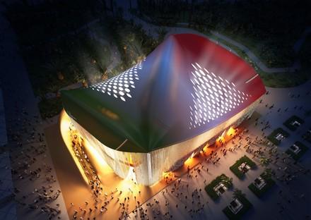 La belleza une a las personas, el Pabellón Italiano de la Expo Dubái 2020