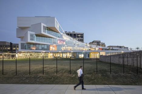 BIG The Heights una obra arquitectónica que dibuja nuevos paisajes para el aprendizaje