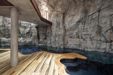 Jean-Pierre Lott Architecte Villa Troglodyte Mónaco