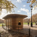 Mizzi Studio The Royal Parks Kiosks Londres