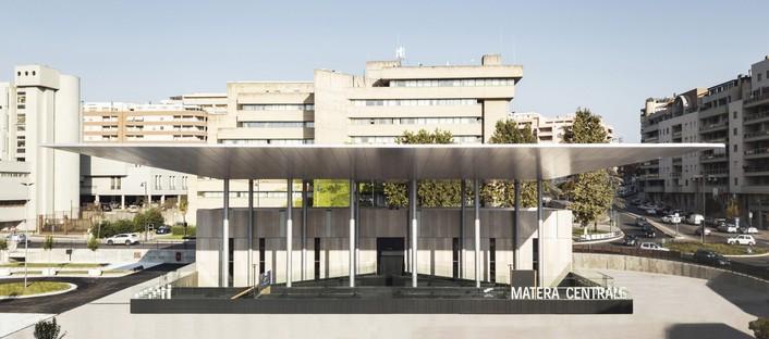 Stefano Boeri Architetti Matera Centrale nueva estación FAL