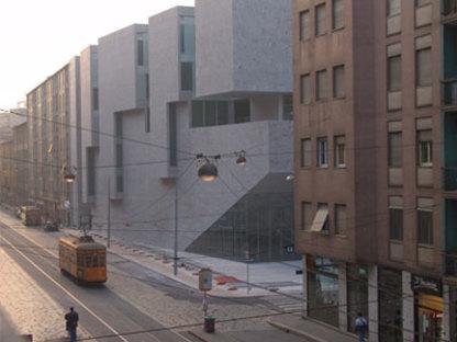 Premio Mies van der Rohe. Los cinco finalistas