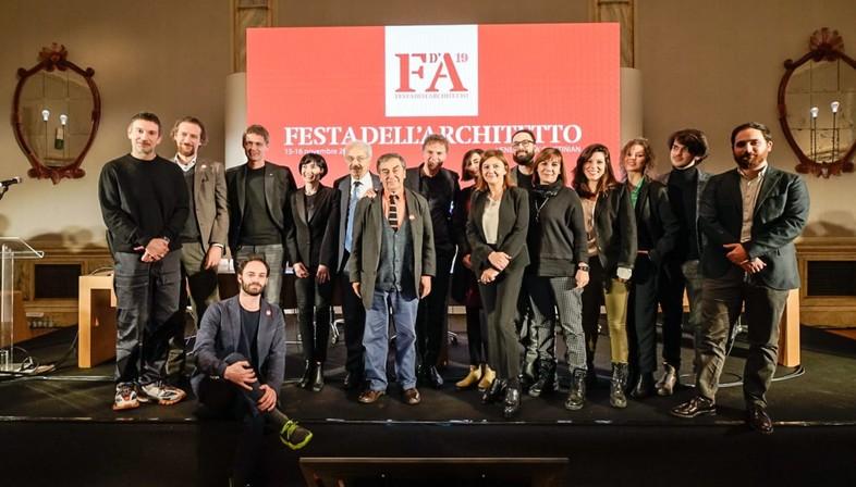 Festa dell'Architetto 2019: anunciados los ganadores en Venecia