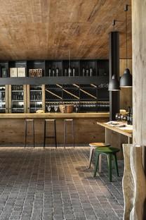 Parisotto+Formenton Architetti Bodega La Viarte Prepotto Udine