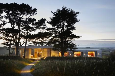 Atelier Peter Zumthor con Mole Architects Secular Retreat en Devon
